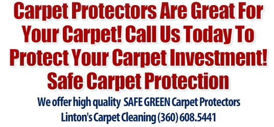Lintons Carpet Protectors Vancouver Washington