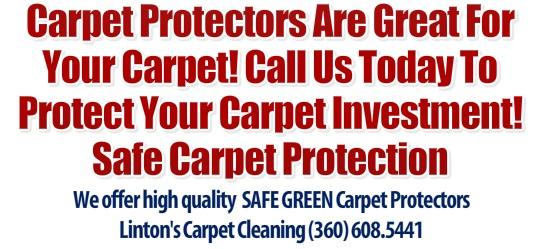 Lintons Carpet Protectors Vancouver Washington