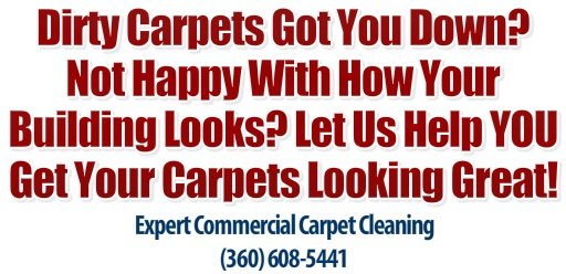 Lintons Commercial Carpet Cleaning Vancouver Wa