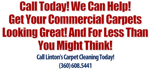 Lintons Commercial Carpet Cleaning Vancouver Washington