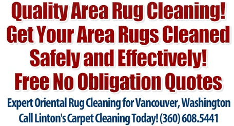 Lintons Oriental Area Rug Cleaning Vancouver Wa