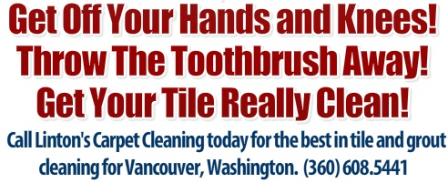 Lintons Tile and Grout Cleaning Vancouver Wa