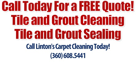 Lintons Tile and Grout Cleaning Vancouver Washington