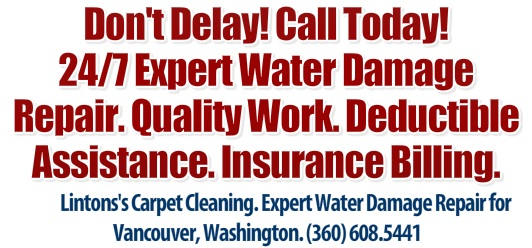 Lintons Water Damage Repair Vancouver Wa