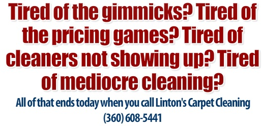 Lintons Carpet Cleaning Vancouver Wa