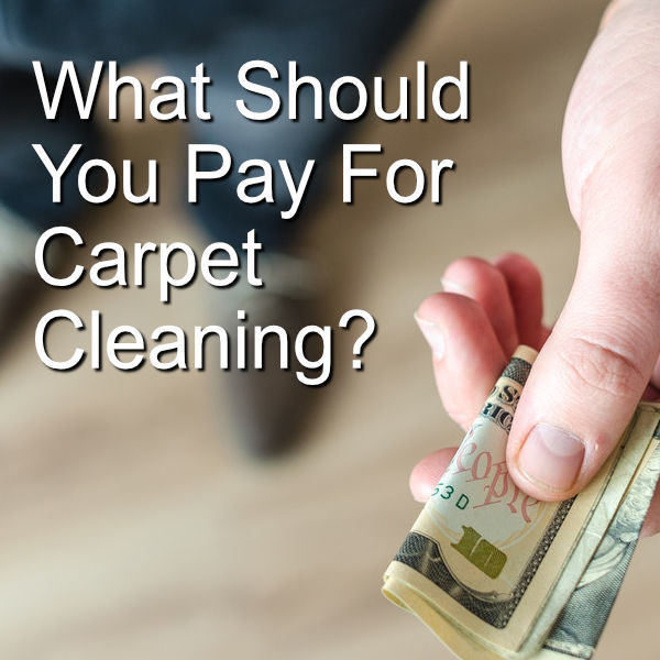 Prices for carpet cleaning in Vancouver