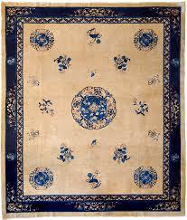 Typical Chinese Oriental Rug