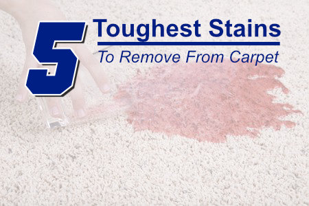 5 Tough Carpet Stains To Remove Vancouver Wa